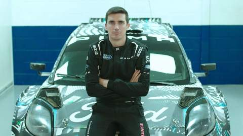 Breen seals full-time WRC deal for 2022 with M-Sport Ford switch