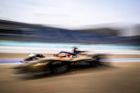 Techeetah secures front row lockout with Vergne on pole in Berlin