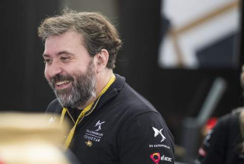Vergne leads tributes after death of Formula E race engineer Tortosa