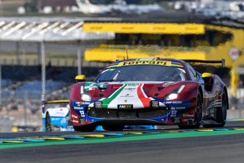 24 Hours of Le Mans - Hour 6 Results
