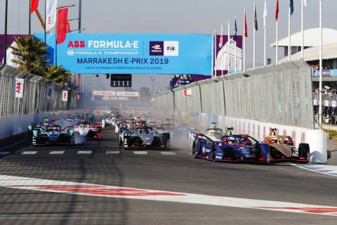 When is Formula E's Santiago E-Prix and how can I watch it?