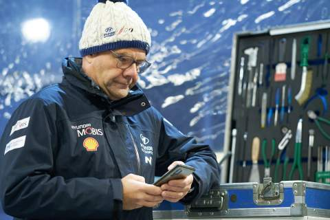 """""""We never stopped believing in Finland,"""" says Adamo"""
