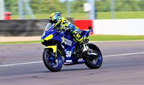 Chloe Jones returns to Junior Supersport series in 2021 with Rich OMG backing