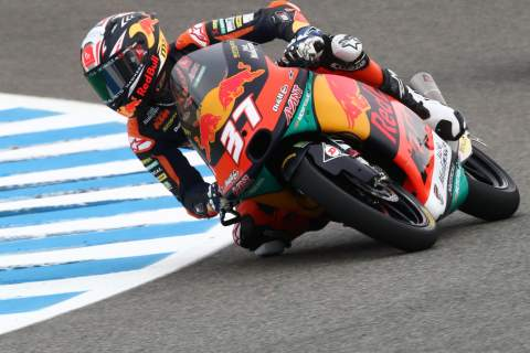 Acosta wants 'To learn, have fun and enjoy each runout on track', at Le Mans