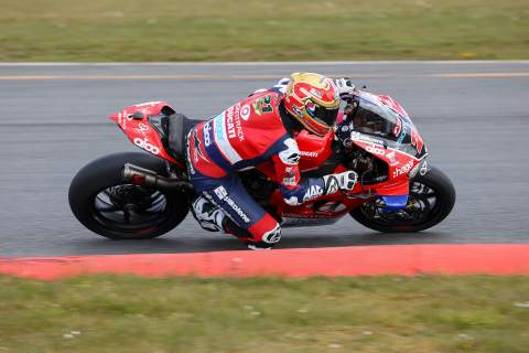 Iddon: Silverstone was really good, focused on long runs, most progress made…