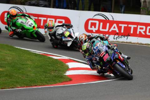 2021 British Superbike, Cadwell Park - Race Results (2)