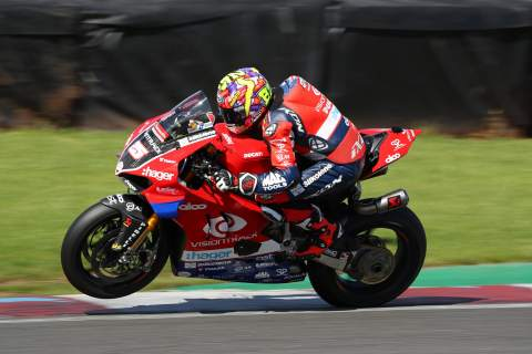 BSB Oulton Park - Race Results (3)