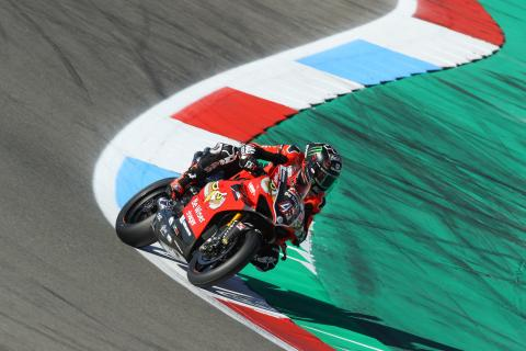 Redding reclaims BSB points lead with Assen opener win