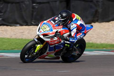 BSB Silverstone - Race Results (2)