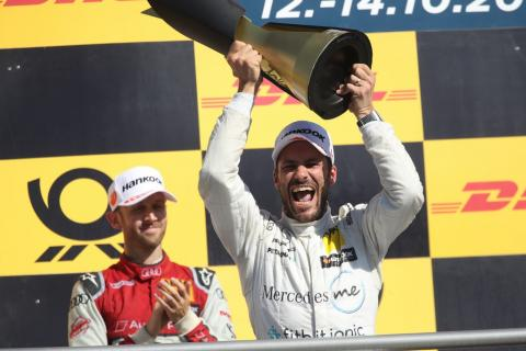 Paffett: This is the best day in my life