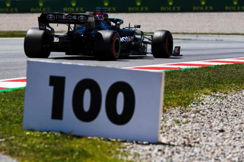 100 not out: Lewis Hamilton's 10 greatest pole laps in F1