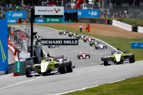 W Series joins F1 support bill for US, Mexico GPs