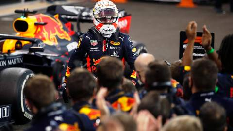 Verstappen dominates F1 Abu Dhabi GP to win season finale