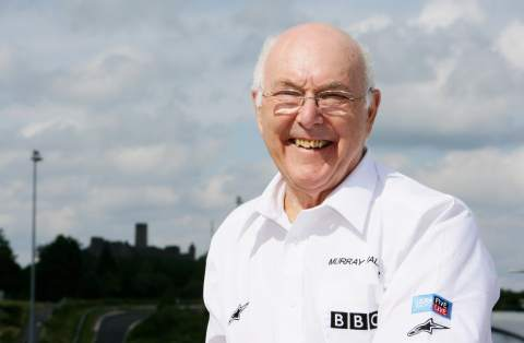 'The voice of F1' remembered as tributes flood in for Murray Walker