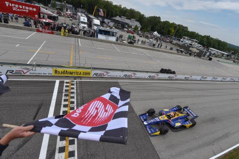 Rev Group Grand Prix at Road America - Race Results