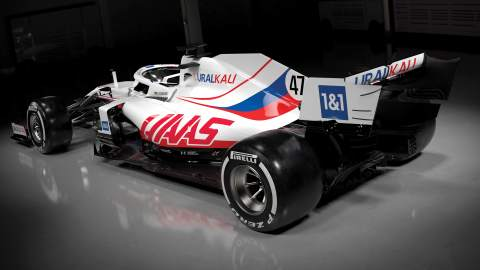 Why Haas won't waste 'pointless' development on 2021 F1 car