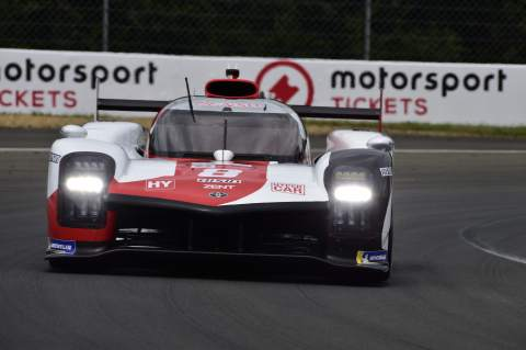 2021 Le Mans 24 Hours | Toyota flexes its muscles in FP2 as night falls