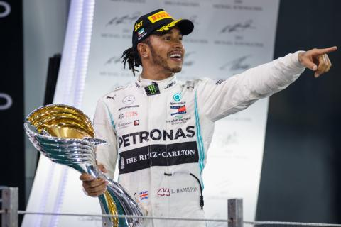 Wolff: 75 percent chance Hamilton stays with Mercedes