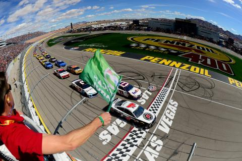 Pennzoil 400 presented by Jiffy Lube - Race Results