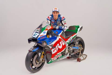 Alex Marquez: 'We were losing 7-seconds in the first 3 laps'