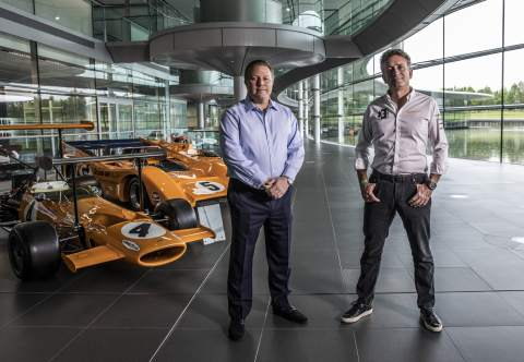 McLaren expands motorsport programme with Extreme E entry for 2022