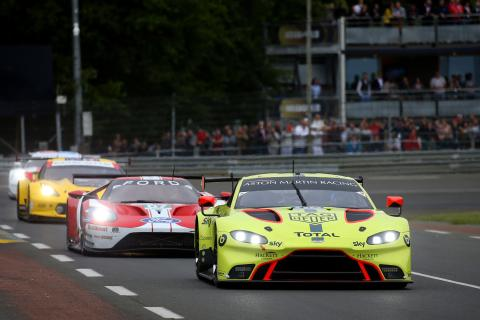 24 Hours of Le Mans - Hour 8 Results