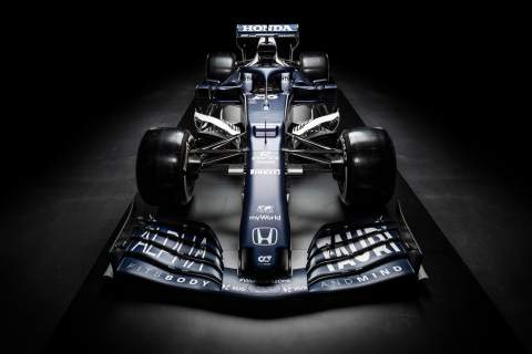 What has changed on AlphaTauri's 2021 F1 car? AT02 development revealed