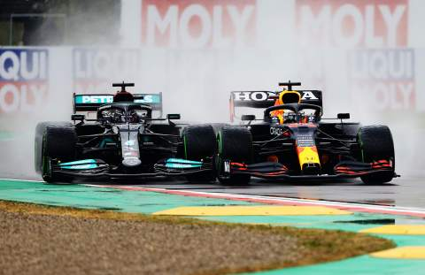 Five winners and five losers from F1's Emilia Romagna GP
