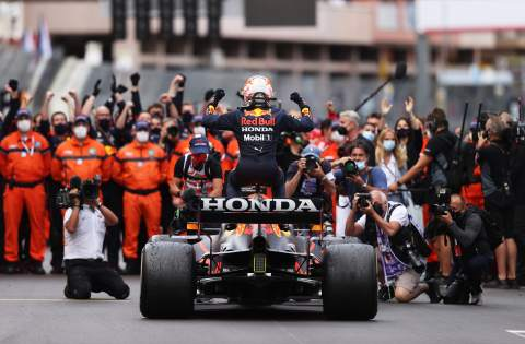 F1 World Championship points standings after the 2021 Monaco GP