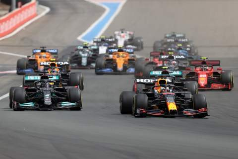 Five winners and five losers from F1's French Grand Prix