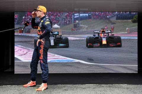 Verstappen expects to fight Hamilton 'like this for the rest of the season'