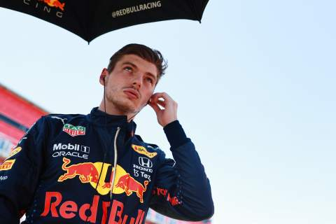 """Verstappen """"not interested in getting involved""""in falloutfrom F1 crash"""