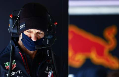 Newey identified Red Bull F1 set-up issues on return from injury