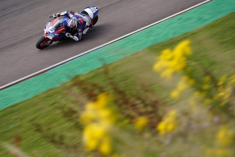Vickers claims best ever BSB finish with double fourth place at Thruxton