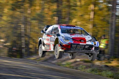 Finland victory puts Evans back in WRC title contention