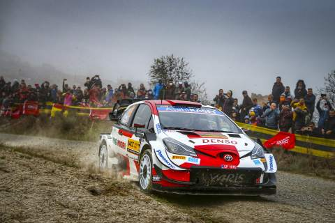 We had to try something to stop Neuville, says Evans
