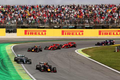F1 Gossip: Sao Paulo wants date change, 'great options' for Russell/Bottas