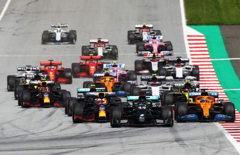 How can I watch the Styrian GP? F1 timings and TV schedules