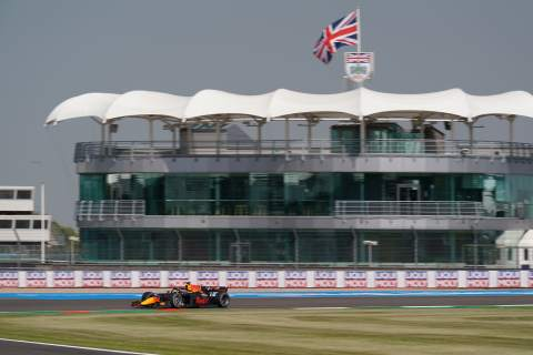 Formula 2 Great Britain - Qualifying Results