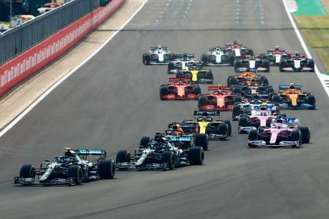 F1 reveals session times for British GP weekend ahead of sprint qualifying debut