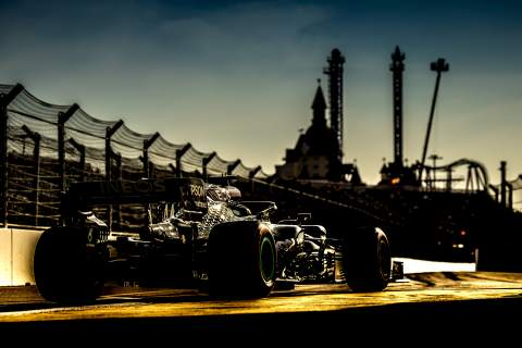 Russian GP F1 practice start rules revised after Hamilton controversy