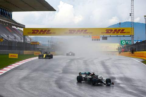 """F1 """"assessing situation"""" for Turkish GP after UK adds Turkey to travel red list"""