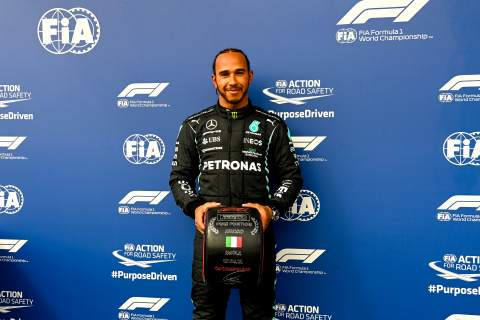 Hamilton needed 'perfect lap and more' to beat Red Bulls to Imola F1 pole