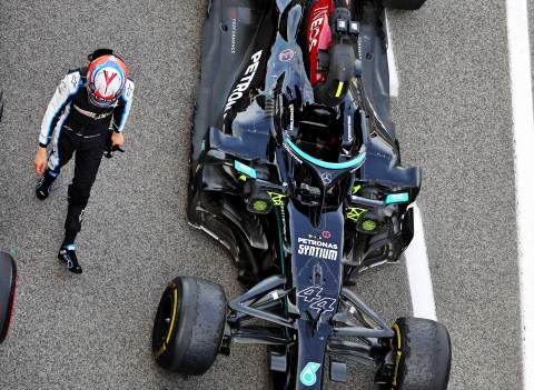 Could a familiar outsider make it a three-way fight for a Mercedes F1 seat?