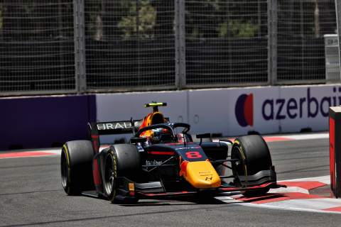 Vips takes comfortable Formula 2 win in chaotic second Baku sprint race