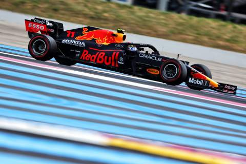 F1 2021 French Grand Prix - Free Practice Results (1)
