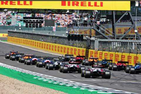 """Seidl: F1's sprint qualifying format should only be used at """"specific events"""""""