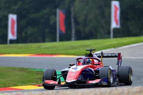 Doohan takes maiden Formula 3 pole in wet Spa qualifying