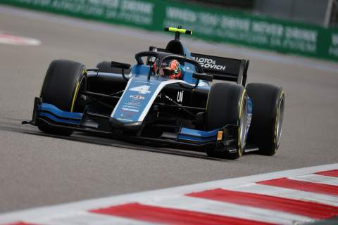 Drugovich gets the all-clear after hospital visit following Sochi F2 shunt