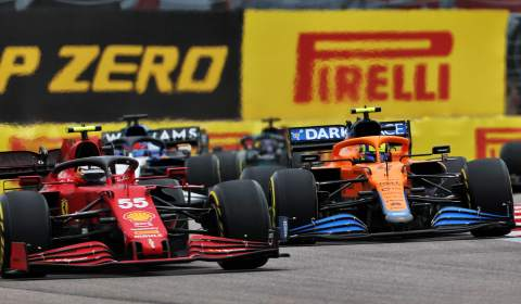 Five winners and five losers from F1's Russian Grand Prix
